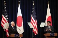 JAPONYA BAŞBAKANI - Abe Ve Pence Tokyo'da Görüştü