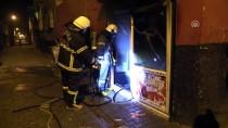 19 MAYıS - Adana'da Bakkal Dükkanında Yangın