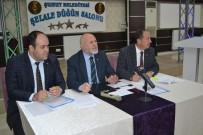 NURULLAH KAYA - Afyonkarahisar İl Genel Meclisi Kasım Ayı Toplantısı Şuhut'ta Yapıldı