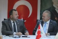 AK Parti Antalya İl Başkanı Taş Açıklaması 'Oy Oranımız Yüzde 4 Arttı'