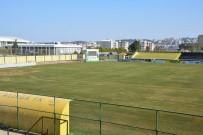 KORKULUK - Aliağa'daki Yeni Mahalle'ye FİFA Standartlarında Futbol Sahası