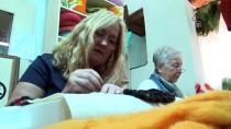 Alman Kadınlar Türk Geleneksel El Sanatlarını Öğreniyor