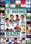 ALMANYA - Almanya Çaycumalılar Derneği Açılış Gecesine Hazır