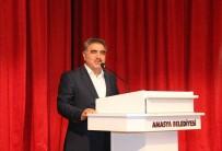 Amasya'da 3 Başkan Yardımcısından Aday Adaylığı Başvurusu
