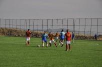 Arguvan'da Şöhretler Özel Maçta Buluştu