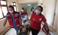 HASTANE - Atatürk Devlet Hastanesinde Yangın Tatbikatı