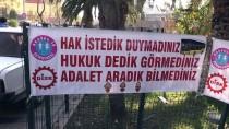 TOPLU SÖZLEŞME - Aydın'da Otobüs Şoförlerinin Haksız Yere İşten Çıkartıldığı İddiası