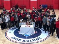 BASKETBOL KULÜBÜ - Bahçeşehir Koleji'nden Yeni Spor Salonu