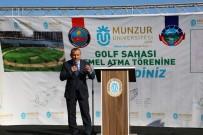 Bakan Çavuşoğlu, Tunceli'de Golf Sahasının Temelini Attı