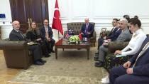 Bakan Soylu İngiltere'nin Ankara Büyükelçisi Chilcott'u Kabul Etti