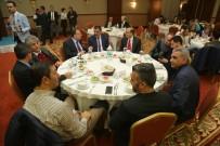 Başkan Gürkan, Sanat Camiası İle Bir Araya Geldi