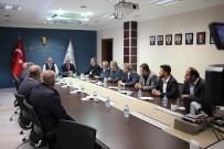 Başkan Özaltun, DSİ'de Beyşehir Gölü'nün Sorunları Dile Getirdi