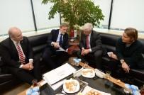 İBRAHIM BURKAY - Başkonsolos Reiffenstuel Açıklaması 'Ekonomisi Güçlü Bir Türkiye Almanya'nın Lehine'