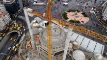ORTODOKS KILISESI - Betonarme Yapısı Biten Taksim Camii Havadan Görüntülendi