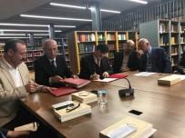 SÜLEYMAN DEMIREL ÜNIVERSITESI - BEÜ, 'Fuat Sezgin Yılı İşbirliği Protokolü' İmzaladı
