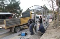 Beypazarı'nda Duraklar Yenileniyor