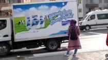 KIRMIZI IŞIK - Bolu'da Kırmızı Işıkta Geçen Yayalara Trafik Cezası