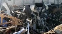 SALDıRı - Bombalanan 'Al-Aksa' Kanalı Bu Hale Geldi