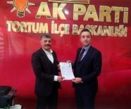 ORGANIK TARıM - Bünyamin Tankut Keskin, AK Partiden Tortum Belediye Başkan Aday Adaylığı İçin Başvuruda Bulundu