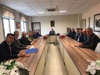 Burhaniye'de Uyuşturucu İle Mücadele Toplantısı