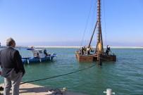 Burhaniye Yat Limanında Çalışmalar Devam Ediyor