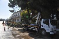 MUSTAFA BÜYÜKYAPICI - Büyükşehirden Yenice'de Temizlik Çalışması