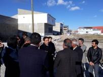 Çaldıran Belediyesinden İlçe Merkezine 140 Bin Metrekare Kilitli Parke Yol Çalışması