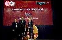 TAŞDELEN - Çankaya'ya 'Çok Yüksek İnsani Gelişmişlik' Ödülü