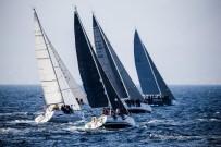 İSTIKLAL MARŞı - Çeşme'de Yelkenler Çocuklar İçin Açıldı