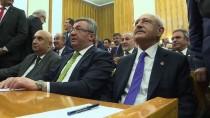 ŞEHİT YAKINLARI - CHP TBMM Grup Toplantısı