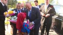 TUNCELİ VALİSİ - Dışişleri Bakanı Mevlüt Çavuşoğlu Tunceli'de