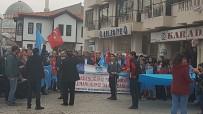 Doğu Türkistan İçin Yürüdüler