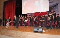 EBYÜ'de 'Atatürk'ün Sevdiği Türküler' Konseri Düzenlendi