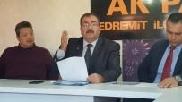 Edremit AK Parti'de Başkanlık Yarışında Aday Adayı Bolluğu Yaşanıyor