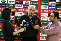 AVRUPA ŞAMPIYONASı - Ekrem Memnun Açıklaması 'Amacımız Mağlubiyet Almadan Avrupa Şampiyonası'na Gitmek'