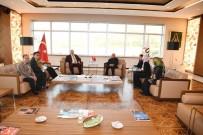 Endonezya Cumhuriyeti Büyükelçisi Wardana'dan Kayseri OSB'ye Veda Ziyareti
