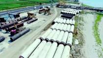 ERGENE NEHRİ - Ergene Nehri 'Anadolu' İle Temizleniyor