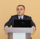 ERÜ Rektörü Çalış, Mühendislik Fakültesi Akademik Kurul Toplantısına Katıldı