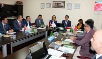 GÜNDOĞDU - Gaziantep'teki Oda Ve Borsa Yöneticileri Nizip'te Buluştu