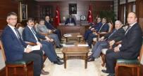 Giresun'da Yatırım Toplantısı Masaya Yatırıldı