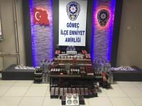 Gömeç'te Polis Kanunsuzluğa Geçit Vermiyor