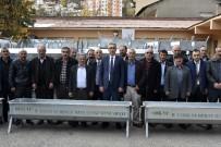 DOĞU KARADENIZ - Gümüşhane'de Köylere Bin 118 Adet Sıvat Dağıtıldı