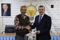 Gürkan Levent Çelebi, AK Parti'den Palandöken Belediye Başkanlığı İçin Aday Adaylığı Başvurusunda Bulundu