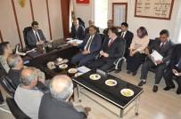 Gürün'de İlçe Güvenlik Toplantısı