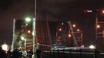 YAYA TRAFİĞİ - Haliç'teki 3 Köprü Trafiğe Açıldı