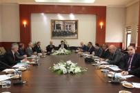 MÜDÜR YARDIMCISI - 'İl Hayat Boyu Öğrenme Komisyonu' Toplantısı Yapıldı