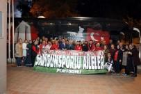 İlkadım'dan Samsunsporlu Aileler Platformuna Çanakkale Gezisi