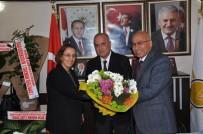 MEHMET ASLAN - İslahiye Ak Parti İlçe Başkanlığı'nda Devir Teslim