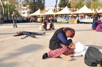 MEHMET ASLAN - İslahiye'nin Düşman İşgalinden Kurtuluşu Kutlandı