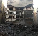 SALDıRı - İsrail Gazze'de 7 Binayı Bombaladı Açıklaması 4 Şehit